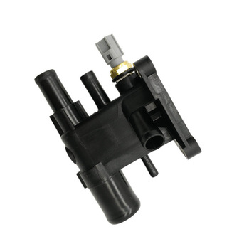 Thermostaat Behuizing water outlet voor 2010-2013 Vo-lvos S60 S80 S80L XC60 31316348