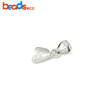 Beadsnice ID 26871 925 silver pendant bail for popular juwelry Bail Clasp