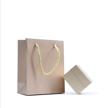 Custom Paper Bags Small Gift Jewelry Packaging Bags Wholesale
