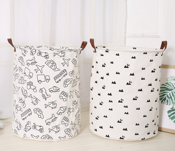 Storage Bin Waterproof Cotton Canvas