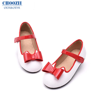 New Model Wholesale Princess Genuine Leather Dress Kids Girls Mary Jane Shoes
