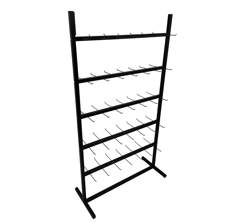 retail store socks flooring <strong>stand</strong>, cheap cellphone case display rack with hooks, metal floor <strong>stand</strong> with hooks