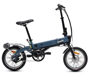 Smart Folding Bike Small Folding Electric Bicycle 36V Ebike City Small Size Easy Carry Bike