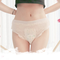 BESUPER PN003 Female Lady Period Pants Disposable Underwear Women Menstrual Sanitary Napkins