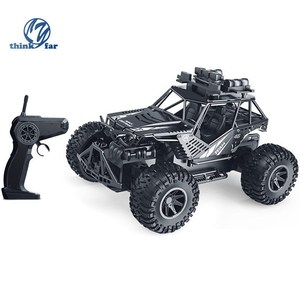 1:16 Scale Off Road Metal Remote Control Multi-terrain High Speed Alloy RC Climbing Car for kids