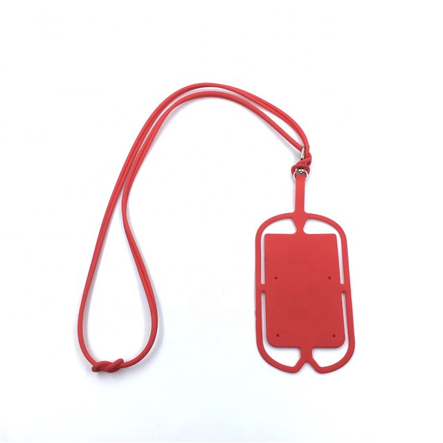 Universal <strong>cell</strong> <strong>phone</strong> id card bag holder <strong>pocket</strong> with lanyard