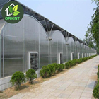 New Technology Agriculture Cheap Greenhouses With Hydroponic Systems