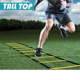 speed and agility soccer training ladder power training ladder for football and basketball