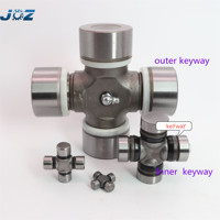 GUT-17 auto parts car auto steering joint GUT17 KYT17 cross joint bearing 29x49 29*49