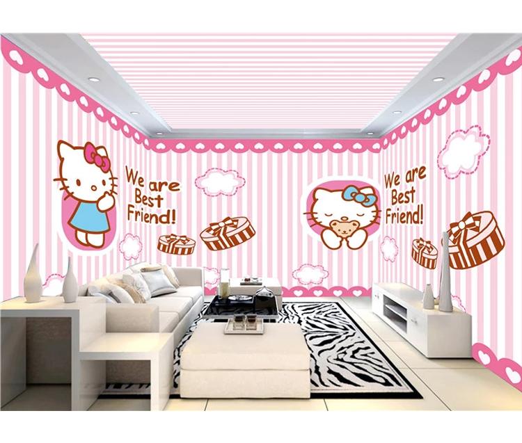 Custom Whole Room Wall Murals Cartoon