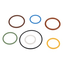 OEM rubber o ring sealing gasket NBR EPDM SBR SILICONE FKM CR and so on