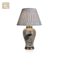 Hot sales ceramic decoration table lamp shade