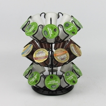 CD9352-1 27 stks Koffie K Cup Carrousel Stand