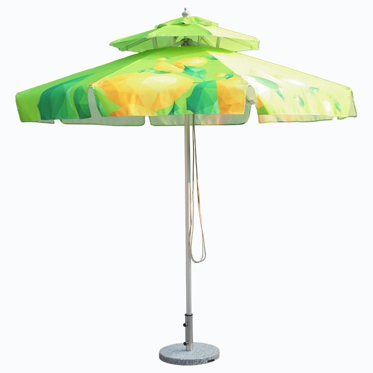 China Umbrella Patio Pole