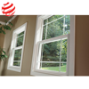 AS2047 Australia Standard aluminum single / double hung windows for house