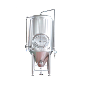 stainless steel 150 bbl 100 gallon 2000l beer large beer fermentation tank