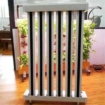 Best quality and price ZIP hydroponic vertical grow tower system channel