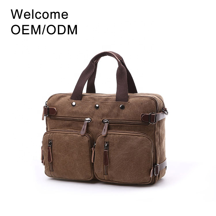 Top quality large capacity work canvas <strong>handbags</strong> tote custom shoulder vintage luggage hand bag men <strong>handbag</strong> messenger bag for men
