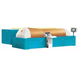 Textile High Efficiency Cotton Yarn Sectional Warping and Beaming Machine