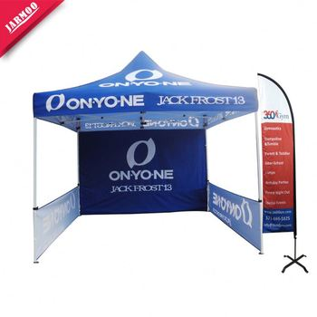 Printed folding tent for sale Top Quality tents fair