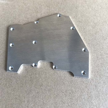 Customized Stainless Steel Laser Cut Service Parts