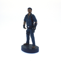 custom resin decoration crafts military action figures