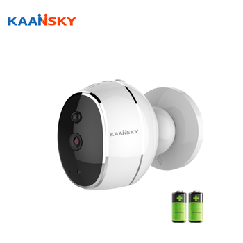 Battery Operated Security Camera >> Battery Powered Cctv Wireless Wifi Camera Ip Security Camera Low