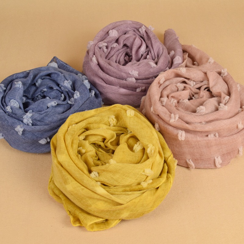 New style soft lightweight muslim women hijab scarf