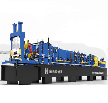 high quality  c75-300mm c purlin machine for building materials