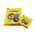 Mini Stories Books Printing Children,Colorful Mini Books Printing For Children