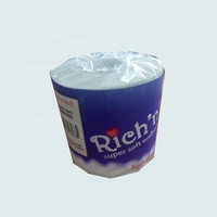 OEM Individually Wrapped Extreme Soft Thick Absorbent Flushable Toilet Paper Roll Tissue paper