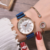 2019 New Women Bracelet Watches Magnetic alloy Steel Mesh Wristwatches online shopping free shipping Reloj de mujer
