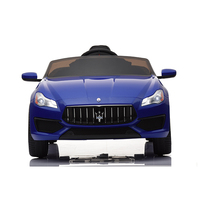 2019 hot sale licensed Maserati remote toy car ride-on toy car plastic car toy