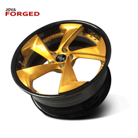 Wholesale Used Vossen Wheels Rims 20 Inch Color Gold