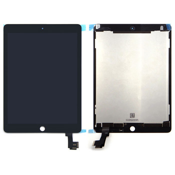 Factory direct sale spare parts for ipad 6 for ipad air2 digitizer,touch screen for ipad 6