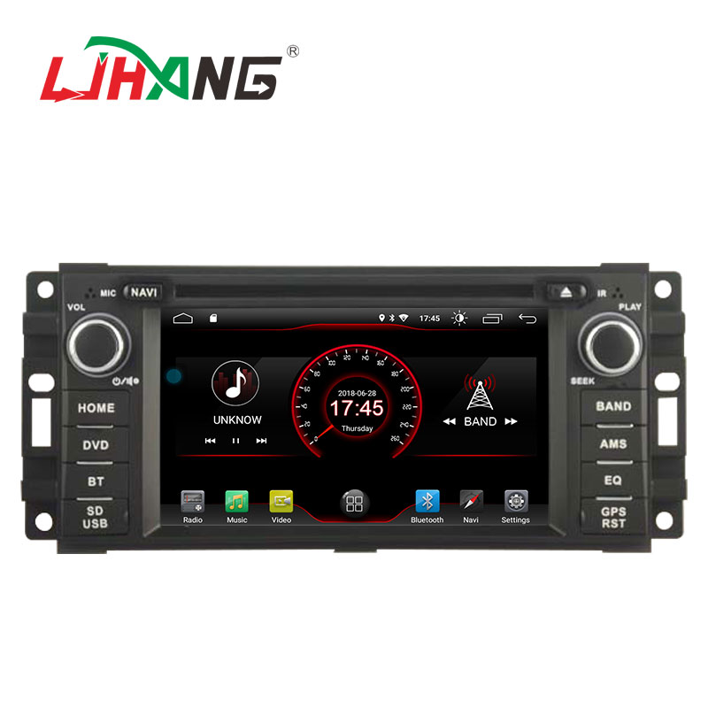 Android 9 1 Multimedia Car Dvd Player For Jeep Compass Support Mirror Link  Function - Buy Car Dvd Player,Car Dvd Player For Jeep,Car Dvd Player For