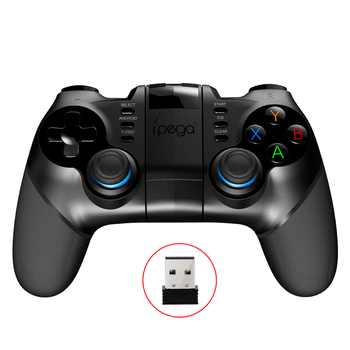 Newest Ipega PG-9156 2.4G Wireless Gamepad Bluetooth Gaming Controller for Android / iSO / Tablet / Smart TV Joystick