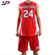Dry Fit Cheap Custom College Youth Basketball Uniform Sets Design Color White