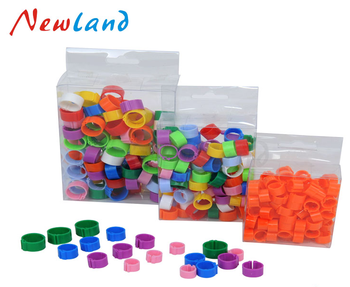 Newland Nl621 Colorful Plastic Poultry Leg Bands,Leg Rings Three Sizes  Offered - Buy Poultry Leg Bands,Leg Bands,Poultry Leg Rings Three Sizes  Product