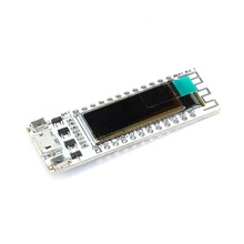ESP8266 Chip WIFI 0.91 <span class=keywords><strong>pollici</strong></span> OLED CP2014 32 Mb Flash ESP8266 Modulo Scheda di <span class=keywords><strong>Internet</strong></span> delle cose per NodeMcu
