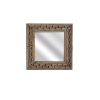 Mayco Vintage Ornate Wood Hand Carved Wall Mirror