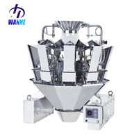 WH-H 14 multi heads weigher packing machine