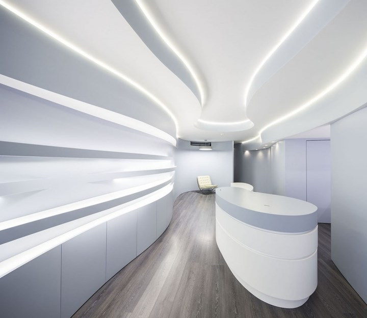 Switchable Unique Led Lighting Design Artificial Marble/stone ...