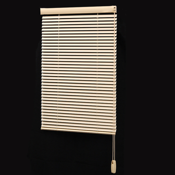 Customize S shape slat blind curtain/pvc venetian blinds