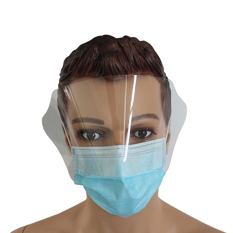 Cook Dental <strong>Protective</strong> Shield Blue Air Anti Dust Face Mask
