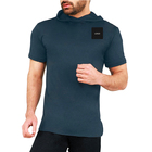 china factory Wholesale Gym T Shirt Sportswear body Fit Mens Fitness Clothing