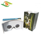 2019 New Promotion Gift Foldable Custom Logo 3D Glasses Google Cardboard VR Kit