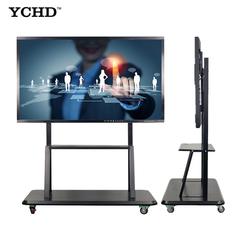 YCHD 58 inch 4 K UHD 3840*2160 touch screen alles in een pc laptop monitor