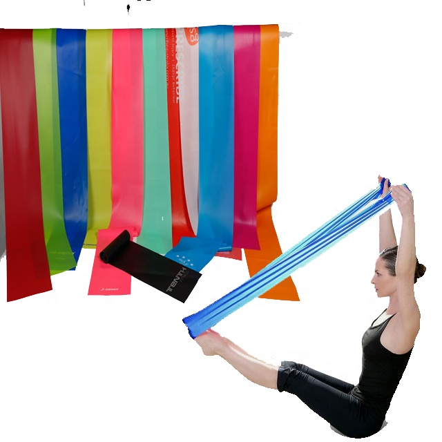 1.5 M Non Latex Yoga Band Oefeningen Weerstand Bands