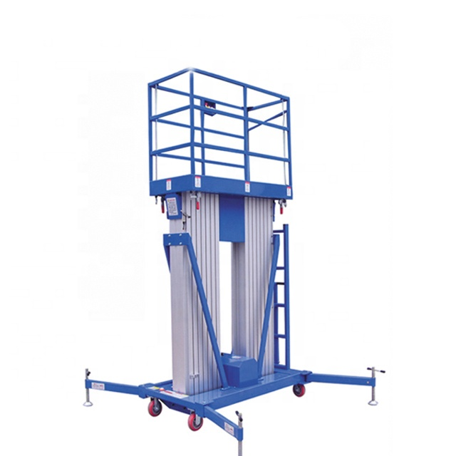 Portable Source Factory Price Man Lift Small Electric Man Lift Crane Mobile Scissor Lift